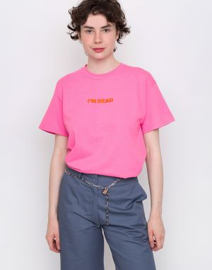 The Ragged Priest Dead Tee Pink