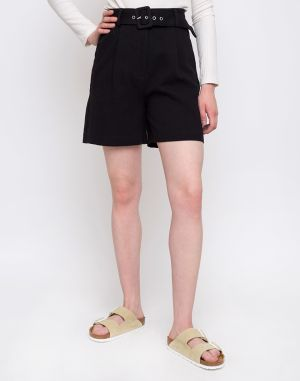 Edited Faye Shorts Black