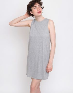 Edited Maree Dress Grey Melange