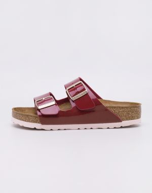 Birkenstock Arizona BF Patent Bordeaux