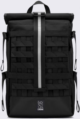 Chrome Industries Barrage Cargo All Black Stredné (21 - 30 litrov)