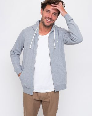 Knowledge Cotton Basic 1012 Grey Melange-White Owl
