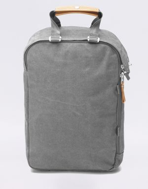 Qwstion Daypack Organic Washed Grey Malé (do 20 litrov)
