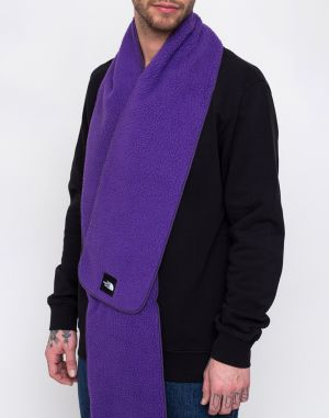 The North Face Denali Fleece Scarf Tillandsia Purple