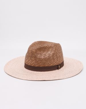 Tonak Fedora Flamingo Brown