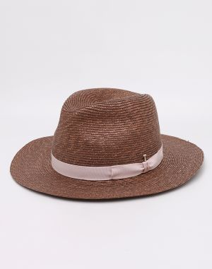 Tonak Fedora Marron Brown
