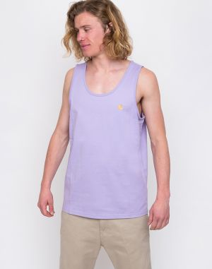 Carhartt WIP Chase A-Shirt Soft Lavender/Gold