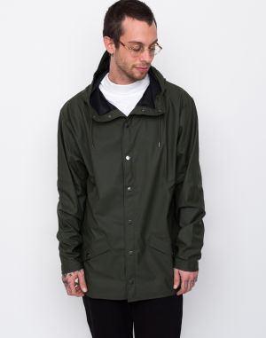 Rains Jacket 03 Green