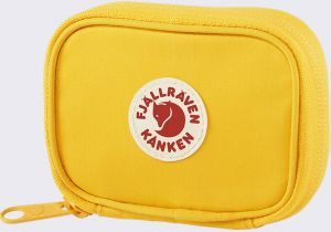 Fjällräven Kanken Card Wallet 141 Warm Yellow