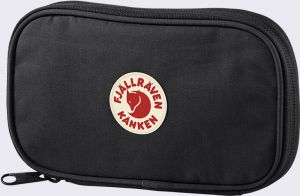 Fjällräven Kanken Travel Wallet 550 Black