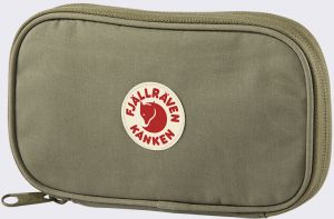 Fjällräven Kanken Travel Wallet 620 Green