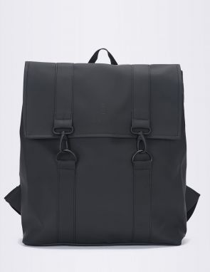 Rains Msn Bag 01 Black 12,3l