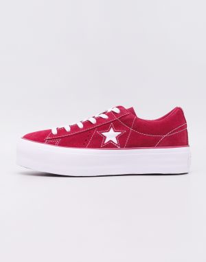Converse One Star Platform Punch