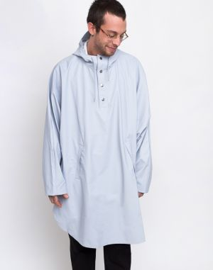 Rains Poncho Ice Grey