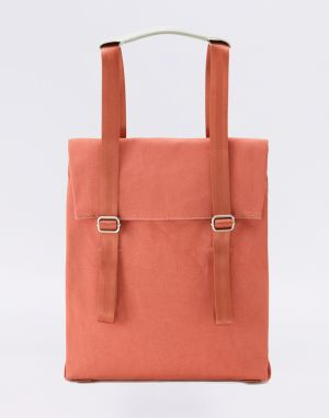 Qwstion Small Tote Organic Brick Malé (do 20 litrov)