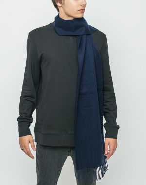 Selected Tope Dark Navy