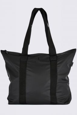 Rains Tote Bag Rush 01 Black