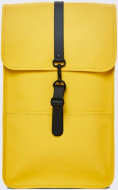 Rains Backpack 04 Yellow Malé (do 20 litrov)