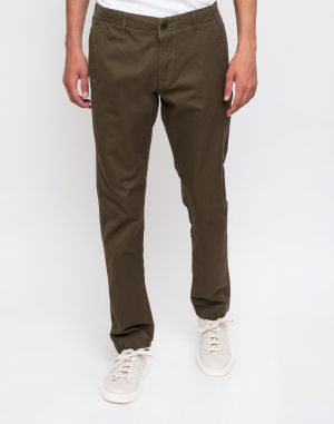Knowledge Cotton Chuck Chino Pant 1068 Burned Olive W32/L32