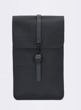 Rains Backpack 01 Black 14l