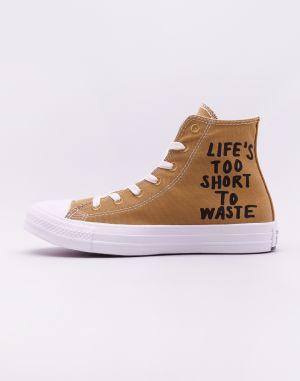 Converse Chuck Taylor All Star Renew Canvas Wheat/Black/White