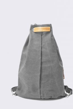 Qwstion Simple Bag Washed Grey Malé (do 20 litrov)