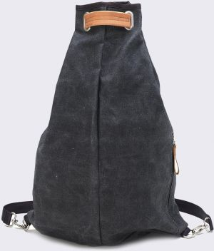 Qwstion Simple Bag Washed Black Malé (do 20 litrov)