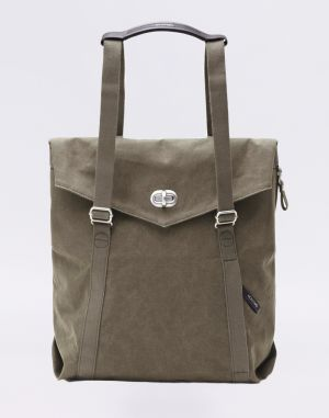 Qwstion Tote Olive Malé (do 20 litrov)