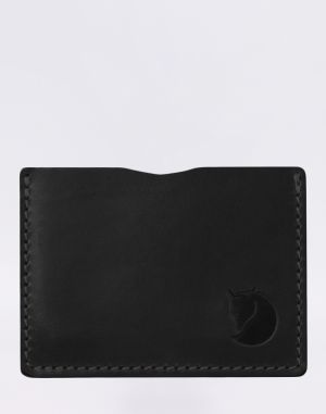 Fjällräven Övik Card Holder 550 Black
