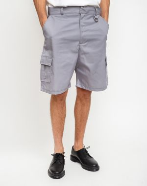 The Ragged Priest Combat Shorts Light Grey