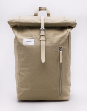 Sandqvist Dante Beige with Natural Leather