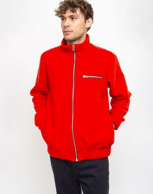 The Ragged Priest Anti Pill Fleece Red