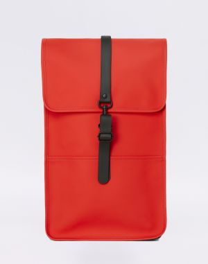 Rains Backpack 08 Red Malé (do 20 litrov)