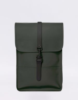 Rains Backpack Mini 03 Green Malé (do 20 litrov)