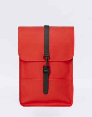 Rains Backpack Mini 08 Red Malé (do 20 litrov)
