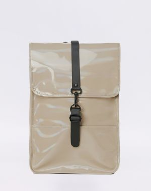 Rains Holographic Backpack Mini 31 Holographic Beige Malé (do 20 litrov)
