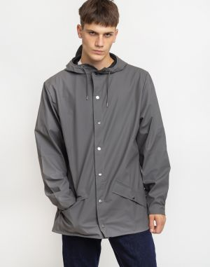 Rains Jacket 18 Charcoal XXS/XS