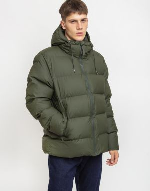 Rains Puffer Jacket 03 Green
