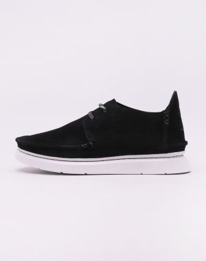 Clarks Originals Seven Black Suede