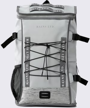 Rains LTD Mountaineer Bag 94 Ice Grey Stredné (21 - 30 litrov)