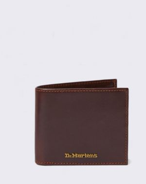 Dr. Martens Leather Wallet Charro Brando