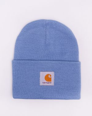 Carhartt WIP Acrylic Watch Hat Cold Blue