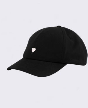 Rotholz Heart Dad Cap Back