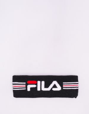 Fila Intarsia A072 black-bright white-true red
