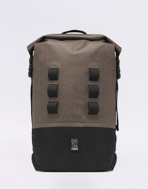 Chrome Industries Urban Ex Rolltop 18 Khaki / Black Stredné (21 - 30 litrov)