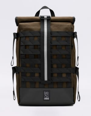 Chrome Industries Barrage Cargo Ranger / Black Stredné (21 - 30 litrov)