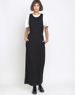 Dr. Denim Day Dress Black