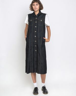Dr. Denim Trine Denim Dress Blue Stone Washed