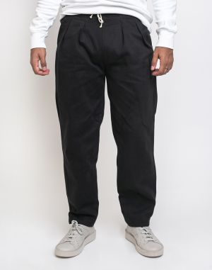 North Hill Black Carrot Pant Black