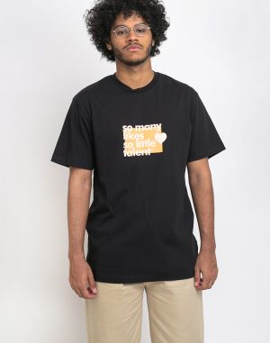 North Hill Black Likes Tee Black